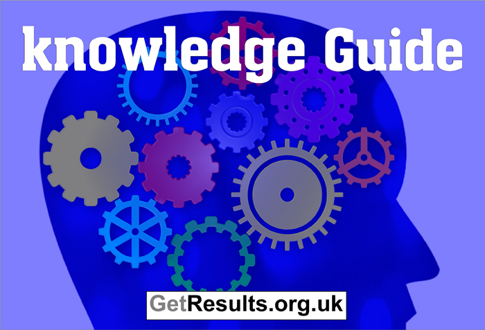 Get Lasting Results: knowledge guide