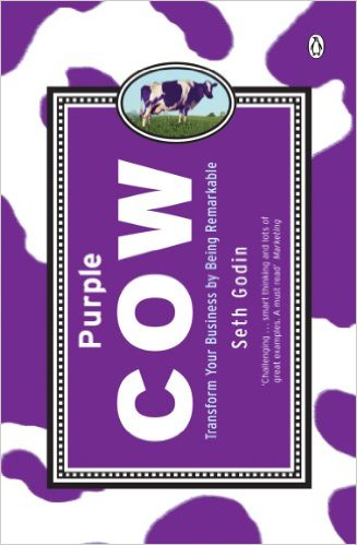 Get Results: purple cow book cover
