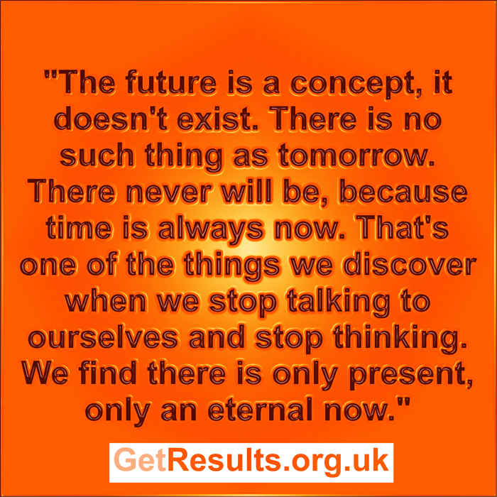 Get Results: Only Present