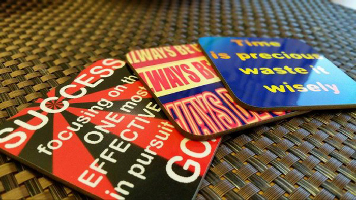 Get Results: custom coasters