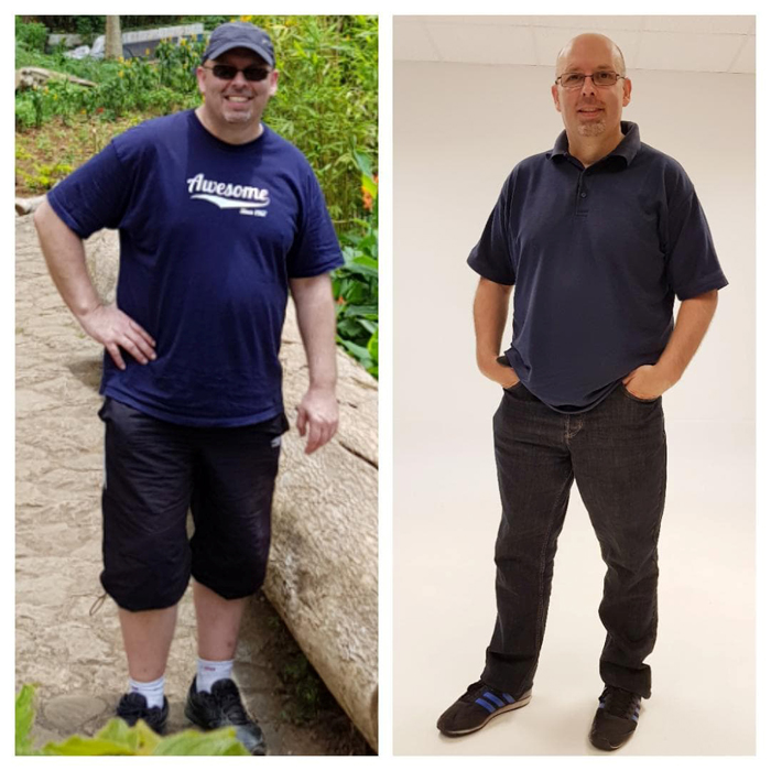 Get Results: weight loss Mike