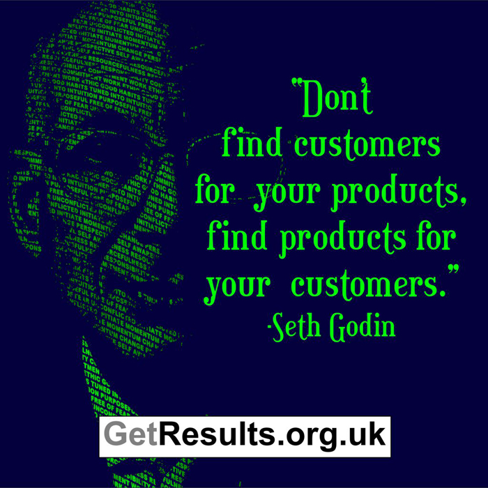 Get Results: Seth Godin quotes