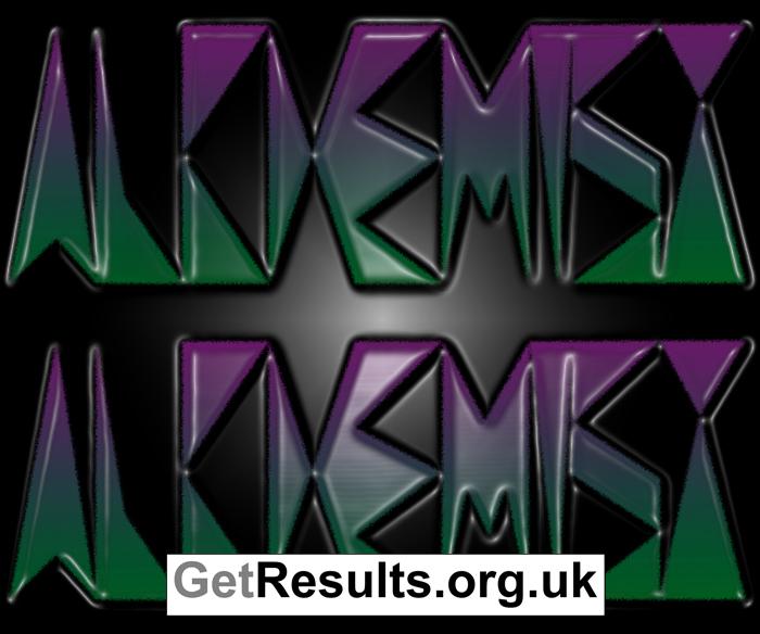 Get Results: alchemist